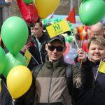 """На АО """"НЗХС"""" встретили Первомай"""