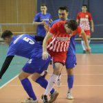 Команда Химик пятый сезон выступает в высшей лиге чемпионата области по мини-футболу среди КФК