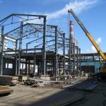 The new production — Electrolytic chrome metal shop — will be put into operation in five months. The 7th of April 2015
