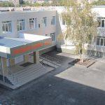 Новотроицкая гимназия №1 капитально отремонтирована на средства завода